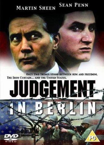 Judgement in Berlin kapak