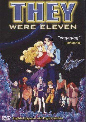 They Were Eleven kapak