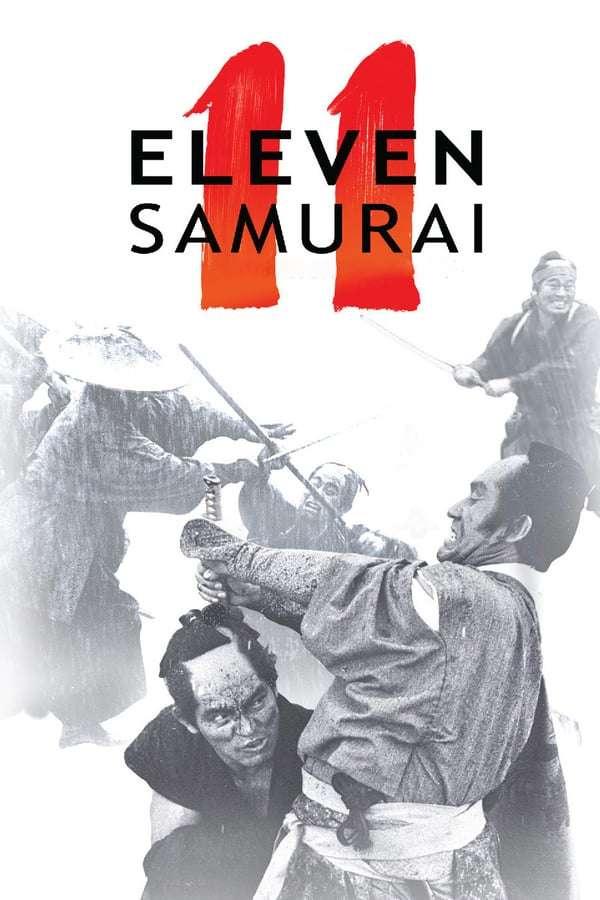 Eleven Samurai kapak
