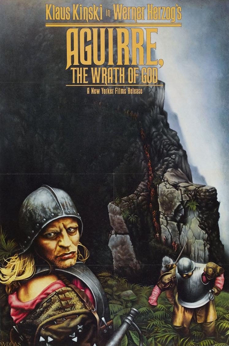 Aguirre, the Wrath of God kapak