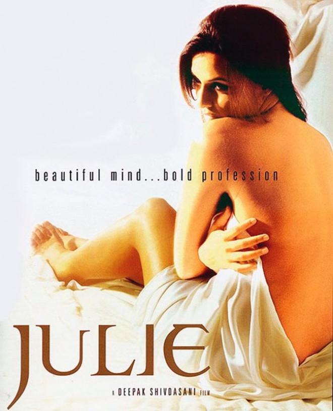 Julie kapak