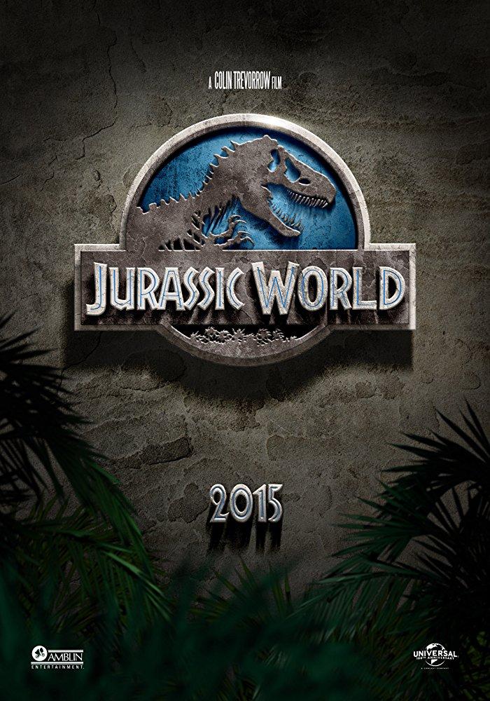 Jurassic World kapak