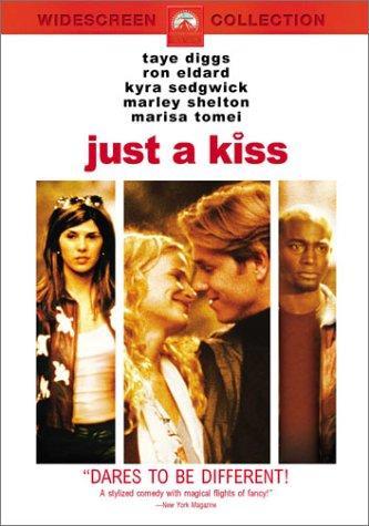 Just a Kiss kapak