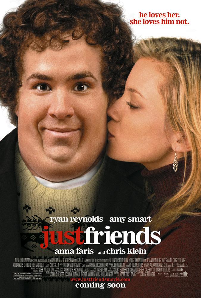 Just Friends kapak