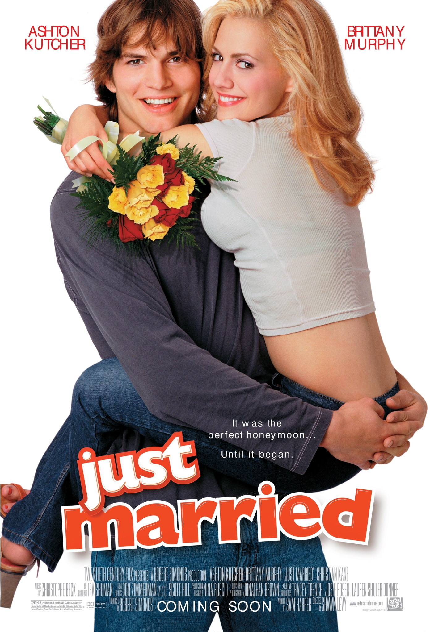 Just Married kapak