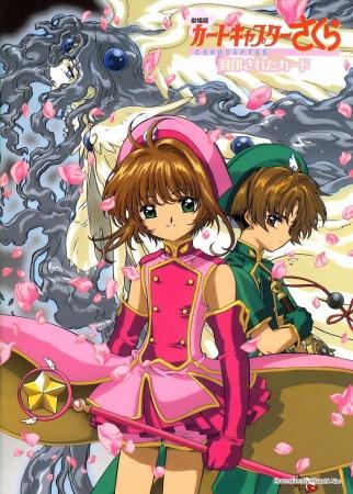Cardcaptor Sakura: The Sealed Card kapak