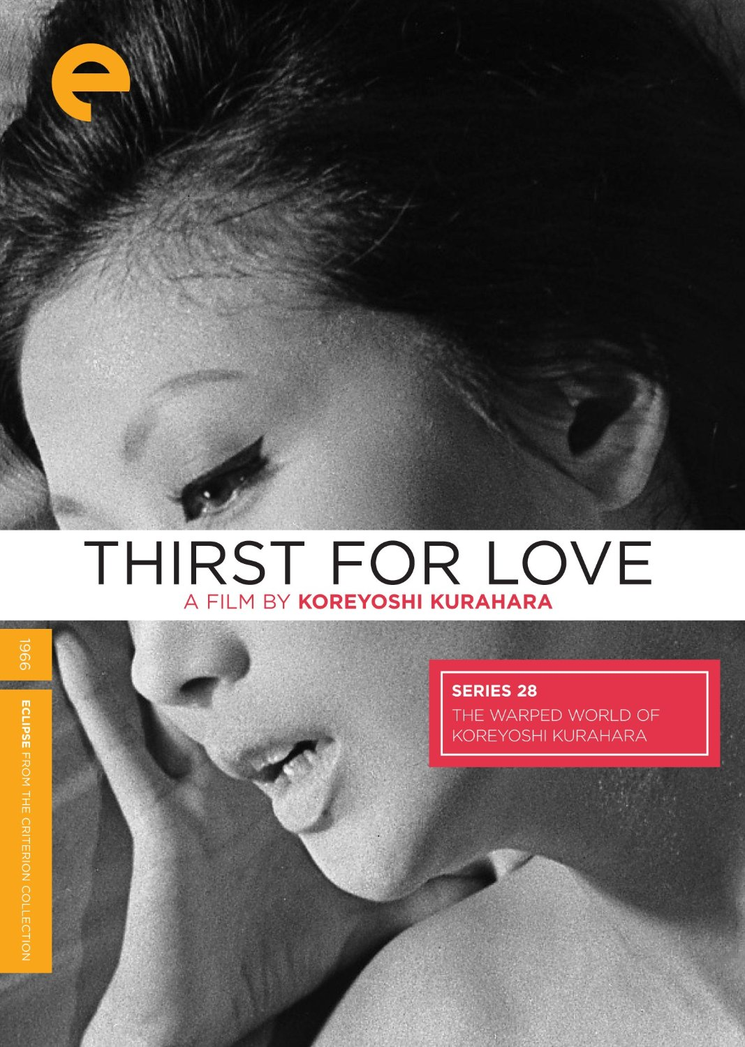 Thirst for Love kapak