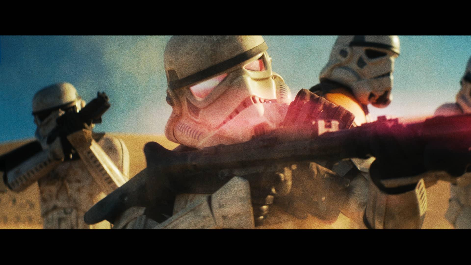 Kara: An Unofficial Star Wars Film kapak