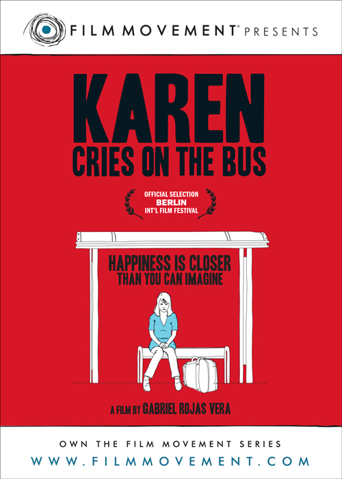 Karen llora en un bus kapak