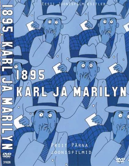 Karl and Marilyn kapak