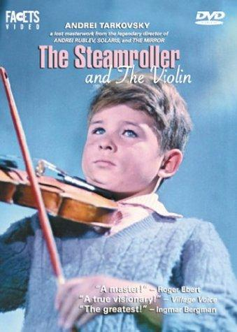 The Steamroller and the Violin kapak