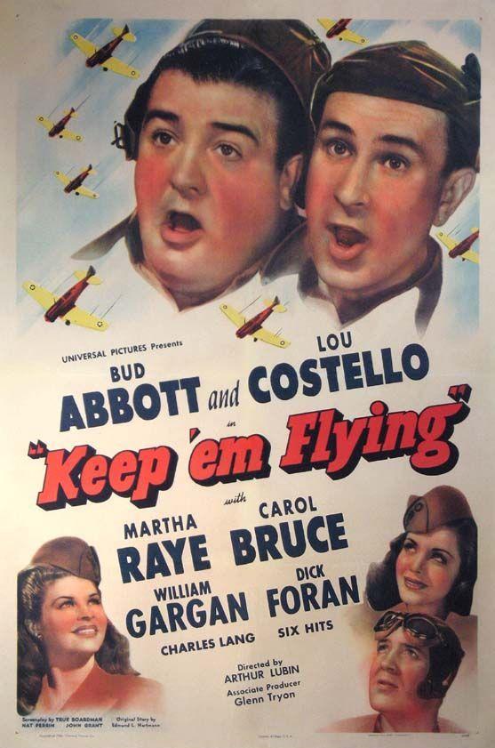 Keep 'Em Flying kapak