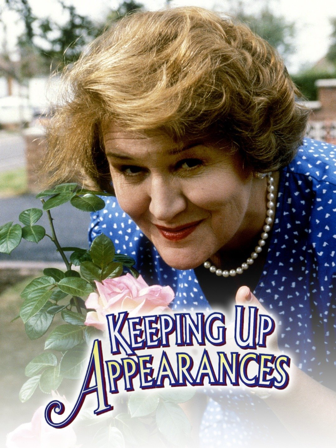 Keeping Up Appearances kapak