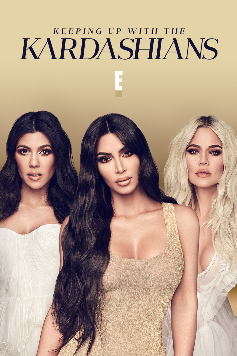 Keeping Up with the Kardashians kapak