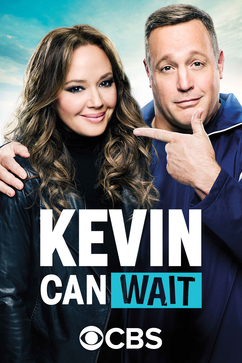 Kevin Can Wait kapak