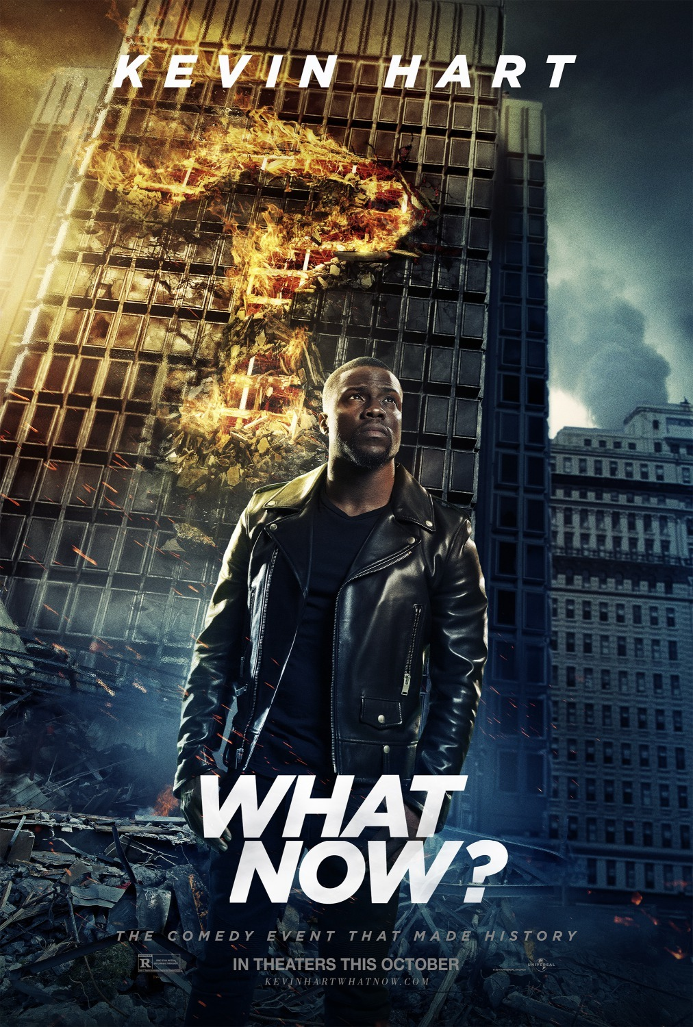 Kevin Hart: What Now? kapak