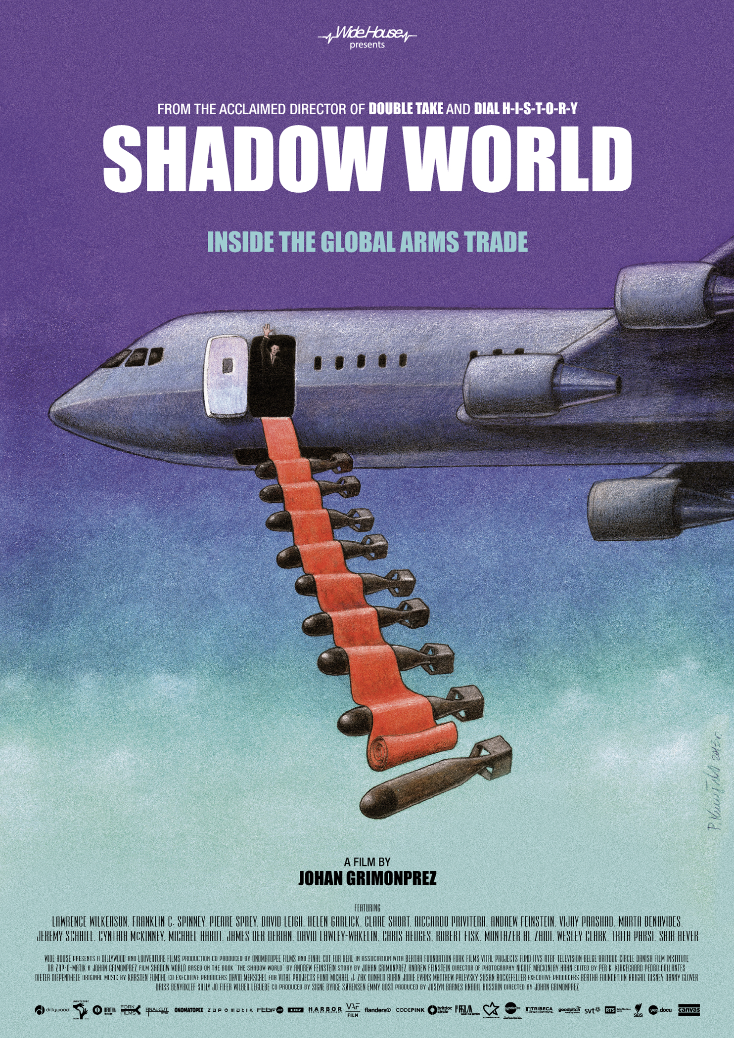Shadow World kapak