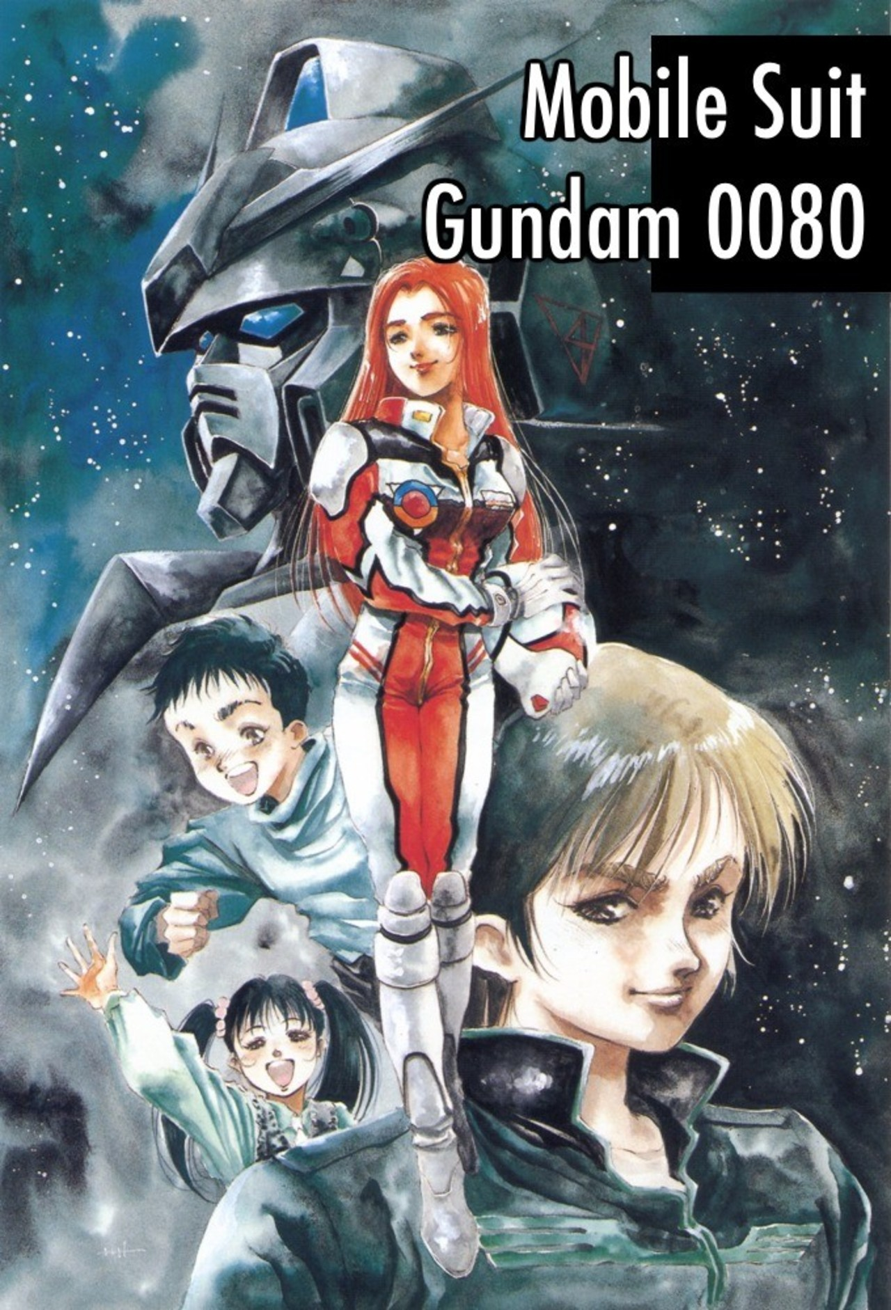 Gundam 0080: A War in the Pocket kapak