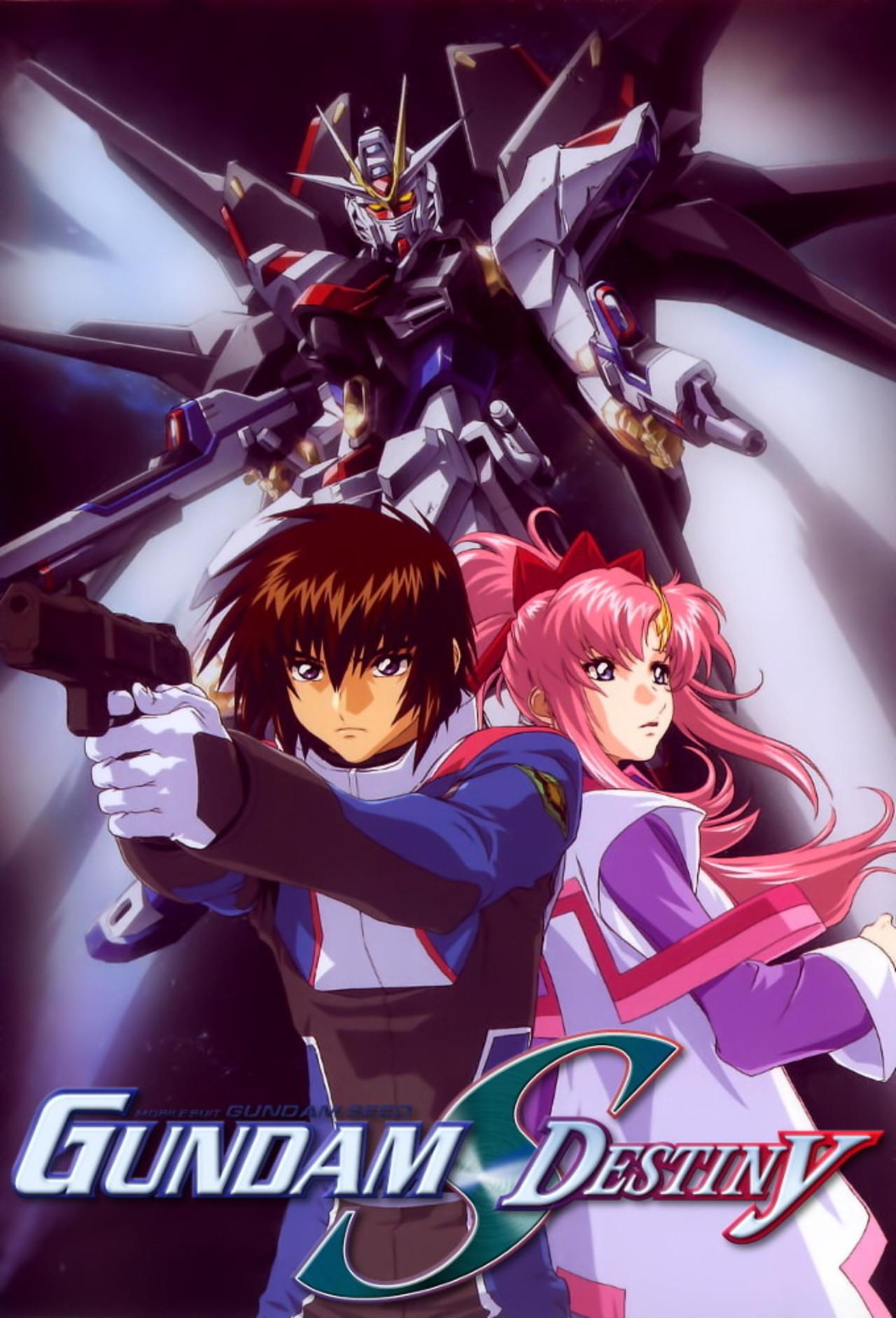 Kidô senshi Gundam Seed Destiny kapak