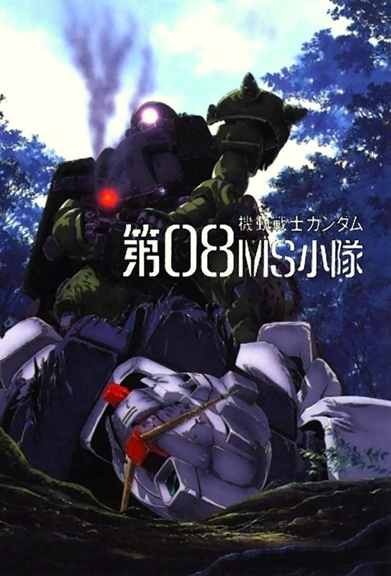 Mobile Suit Gundam: The 08th MS Team kapak
