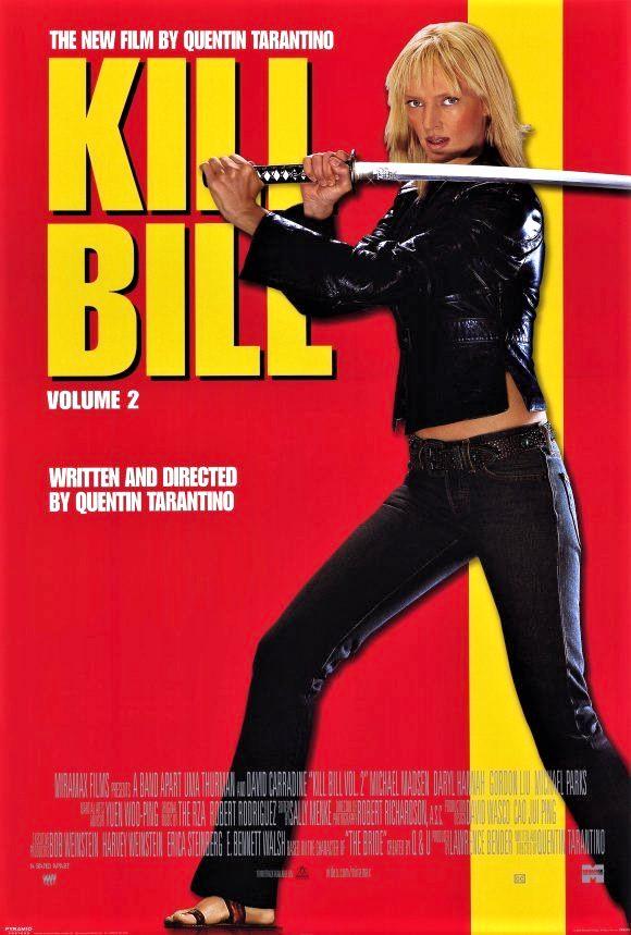 Kill Bill: Vol. 2 kapak