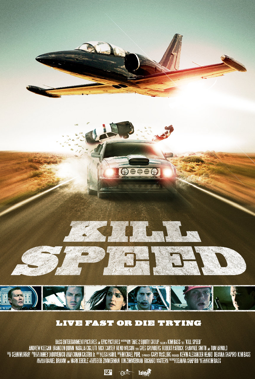 Kill Speed kapak