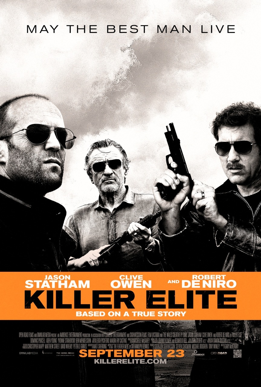 Killer Elite kapak