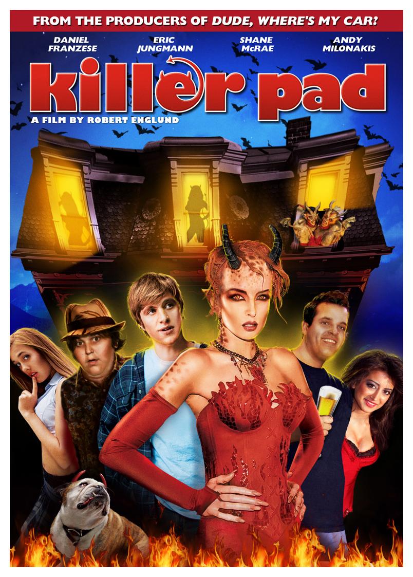 Killer Pad kapak