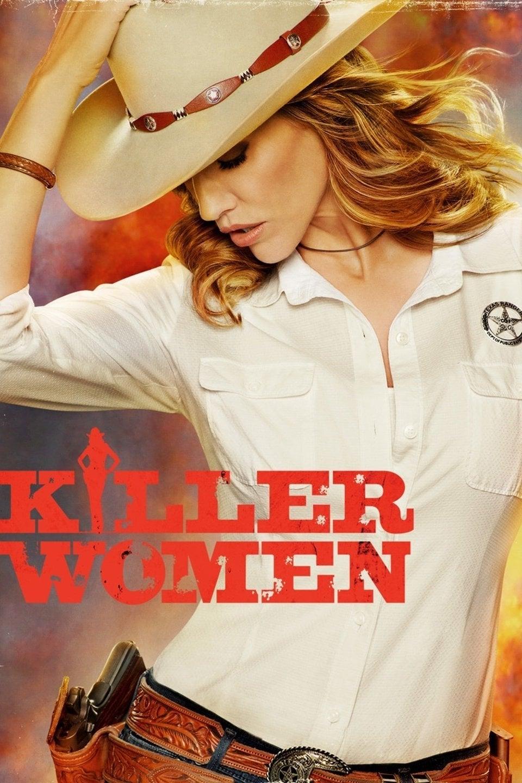Killer Women kapak