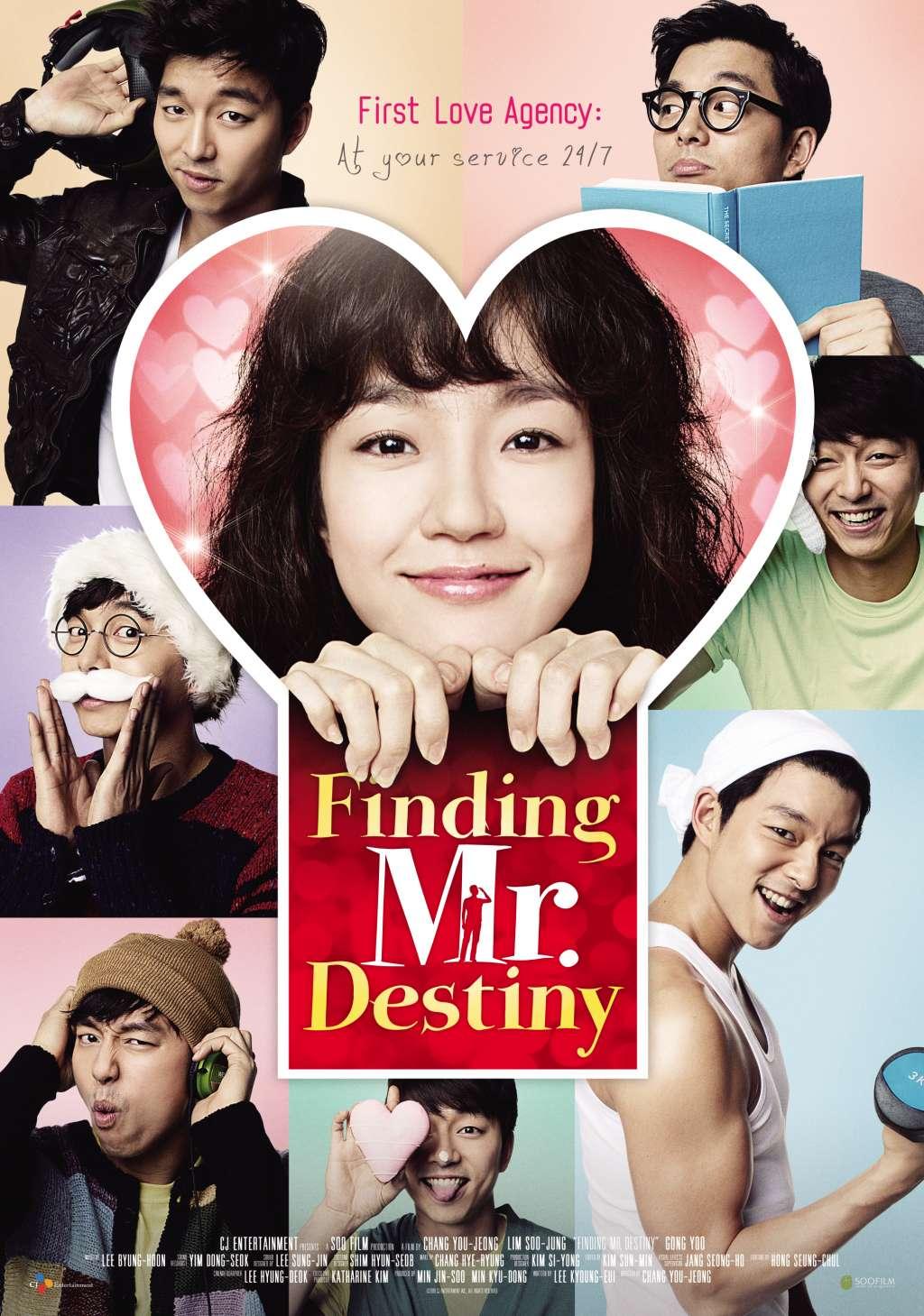 Finding Mr. Destiny kapak