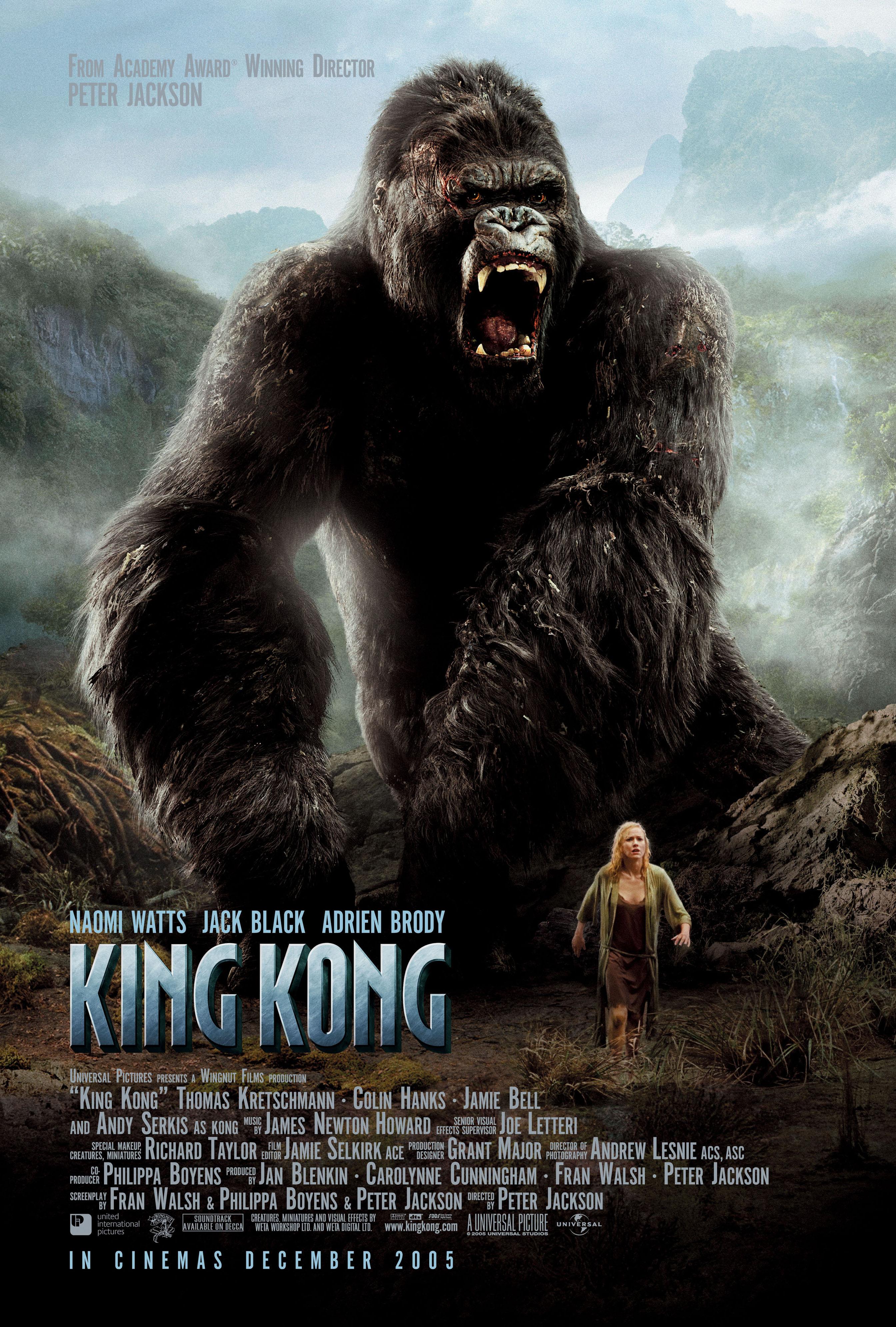 King Kong kapak