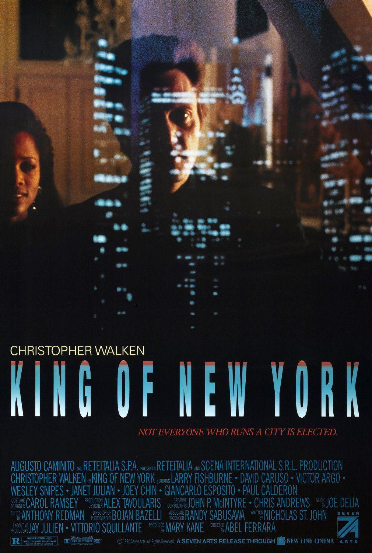 King of New York kapak