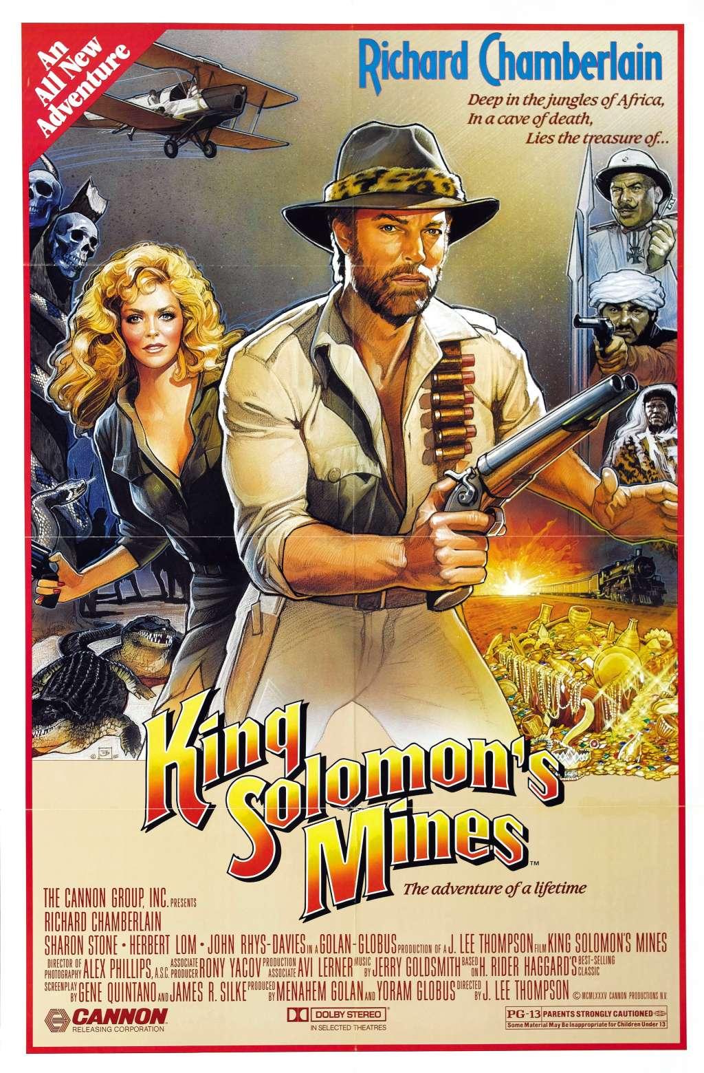 King Solomon's Mines kapak
