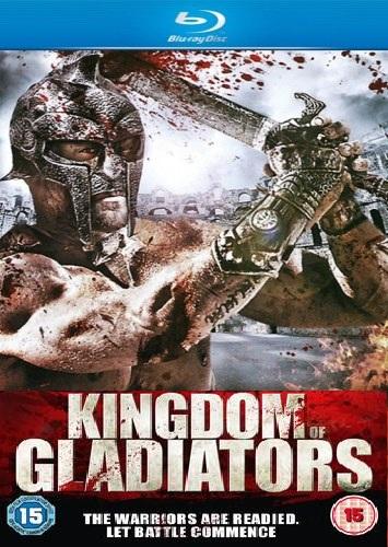 Kingdom of Gladiators kapak