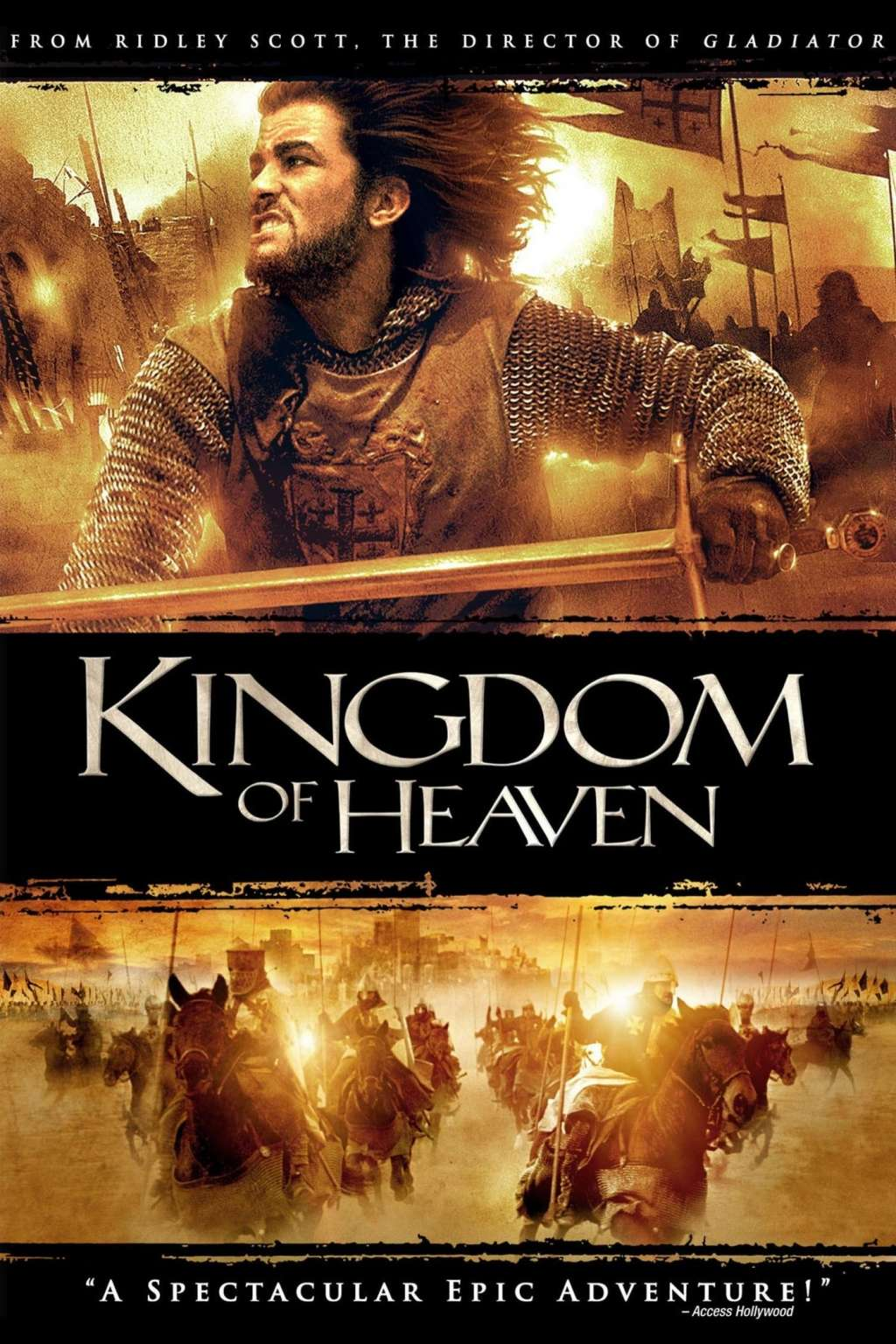 Kingdom of Heaven kapak