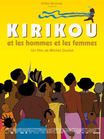Kirikou and the Men and Women kapak
