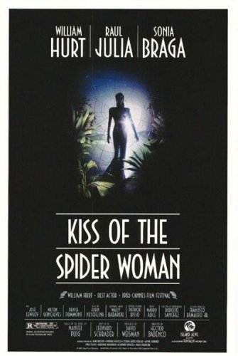 Kiss of the Spider Woman kapak