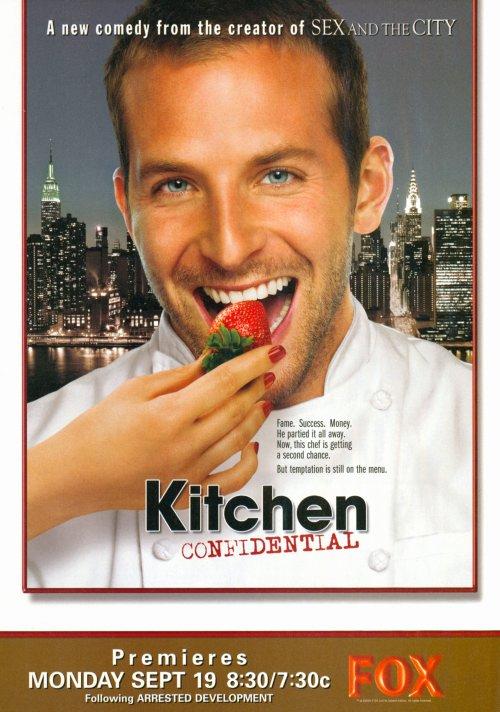 Kitchen Confidential kapak