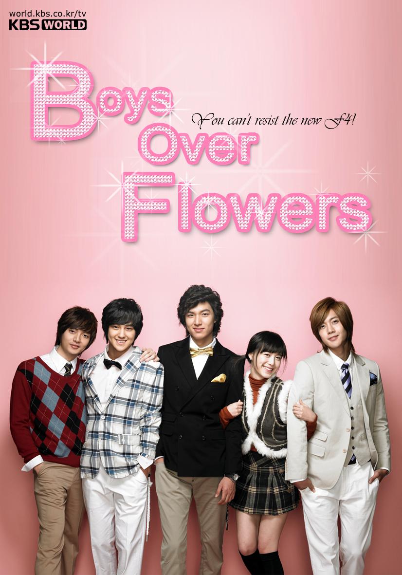 Boys Over Flowers kapak