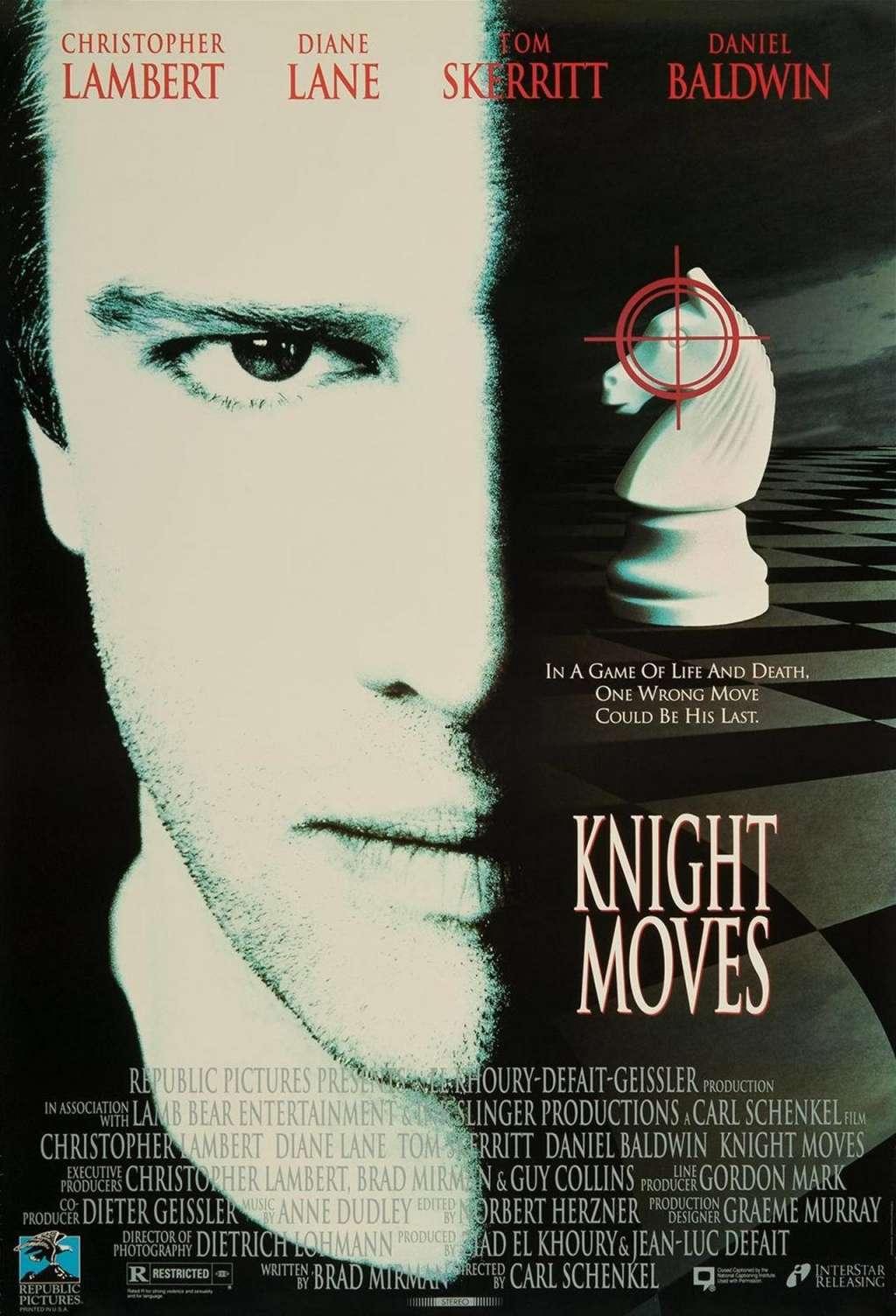 Knight Moves kapak