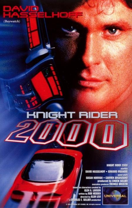 Knight Rider 2000 kapak