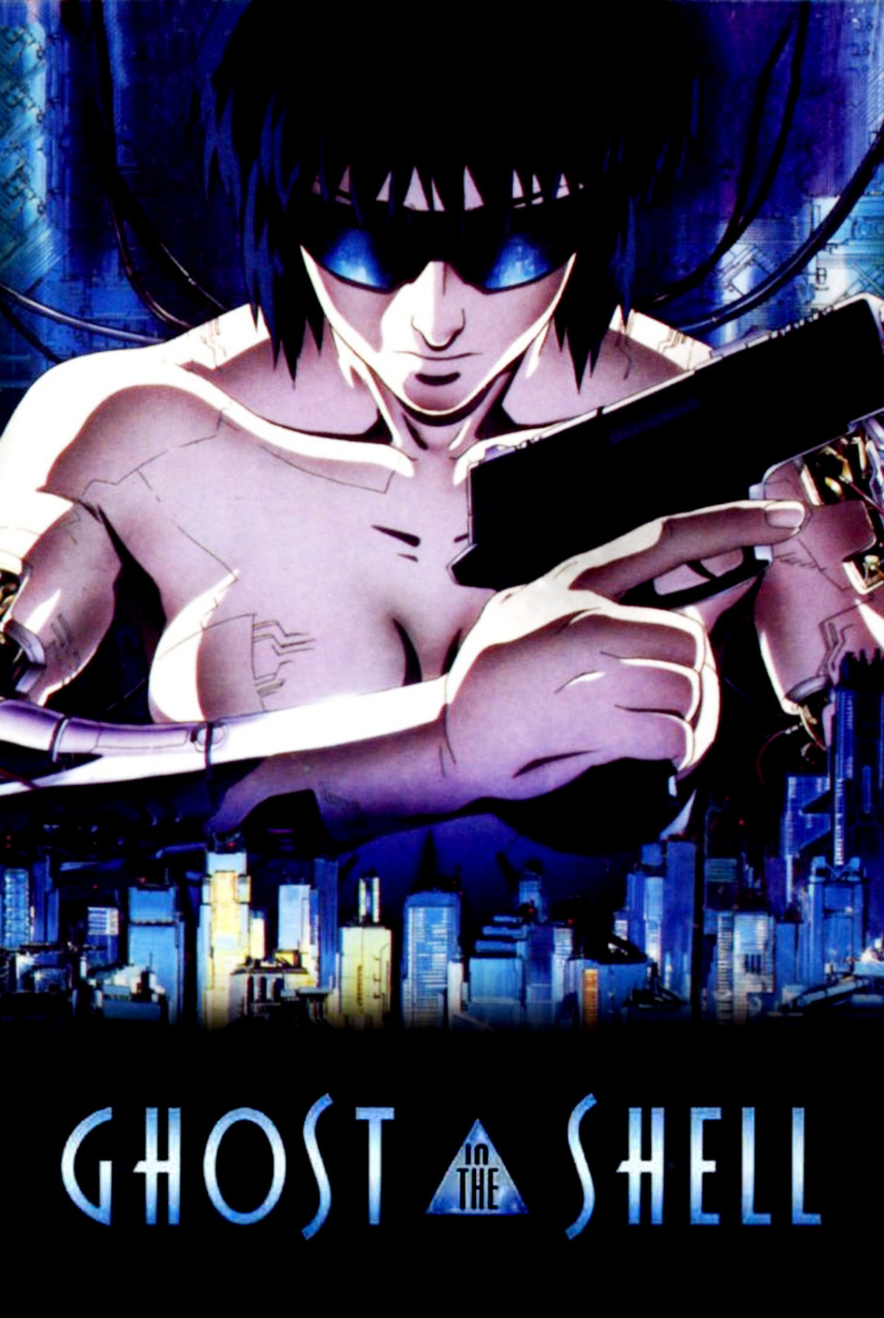 Ghost in the Shell kapak