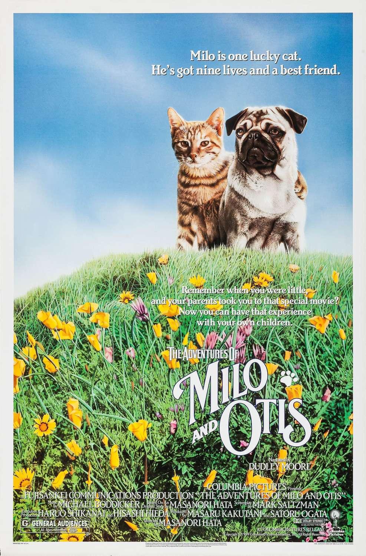 The Adventures of Milo and Otis kapak