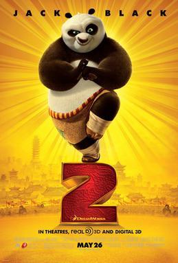 Kung Fu Panda 2 kapak