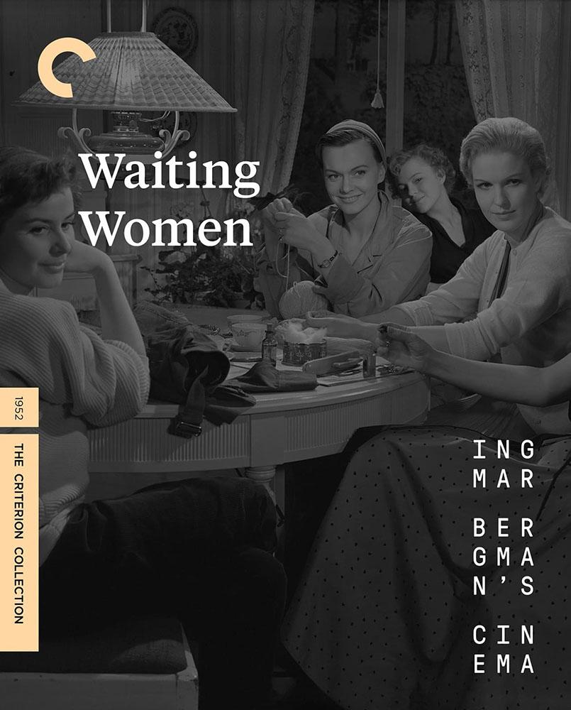 Waiting Women kapak