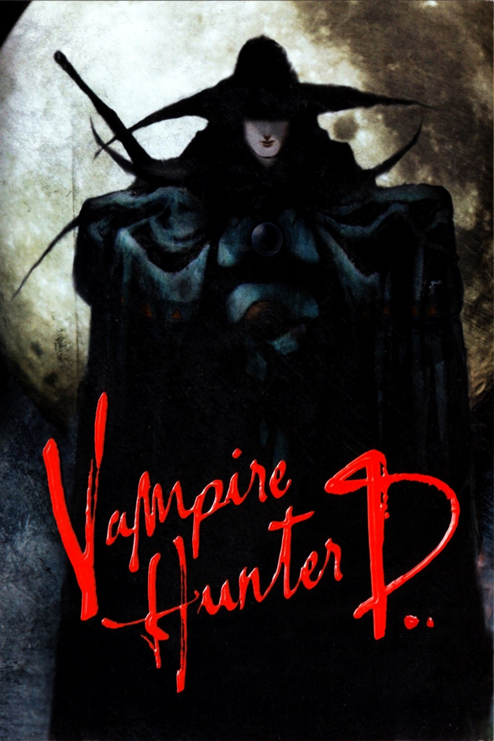 Vampire Hunter D kapak