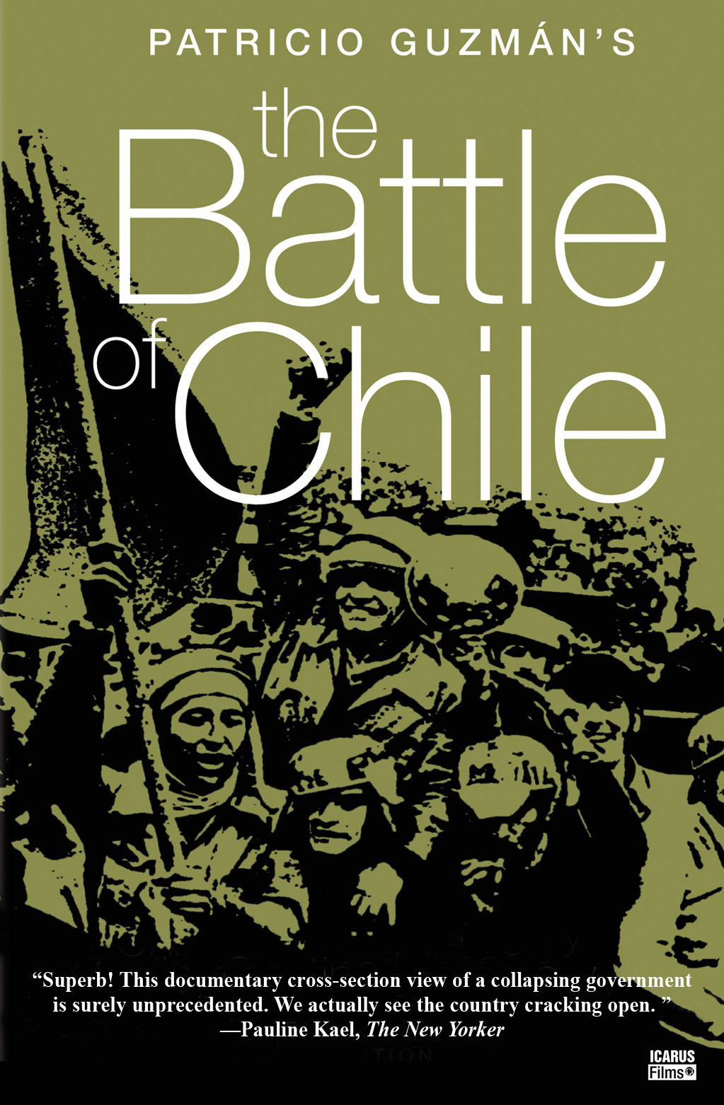 The Battle of Chile: Part I kapak