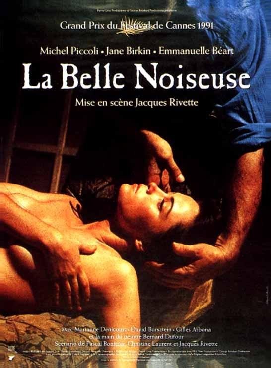 La Belle Noiseuse kapak