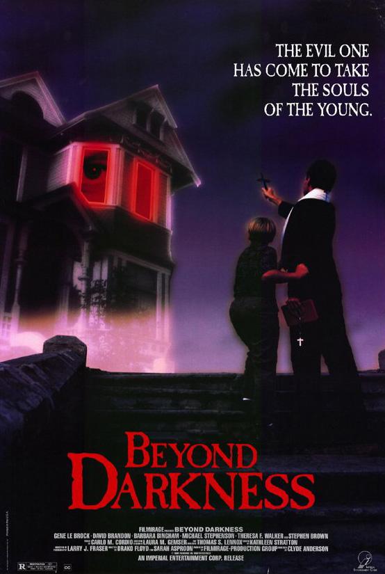 Beyond Darkness kapak