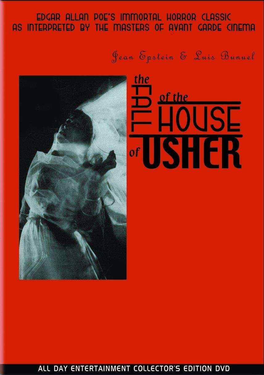 The Fall of the House of Usher kapak